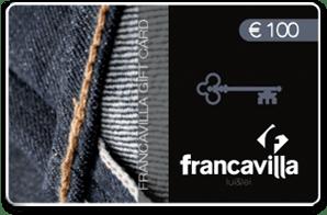Francavilla Moda Abbigliamento Roma gift card 100 euro