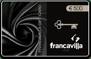 Francavilla Moda Abbigliamento Roma Giftcard 500 euro