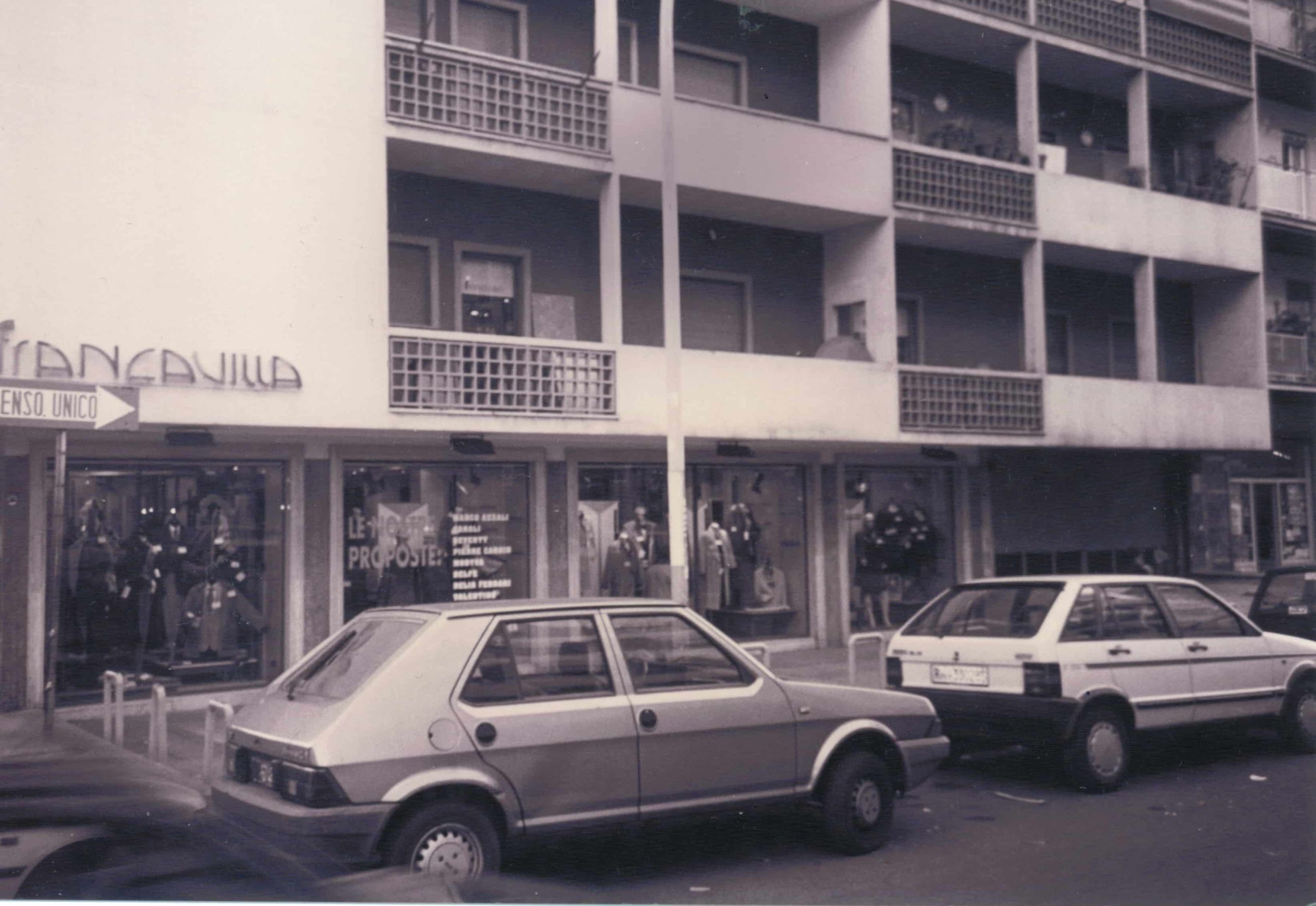 Francavilla Moda Abbigliamento Roma 1956